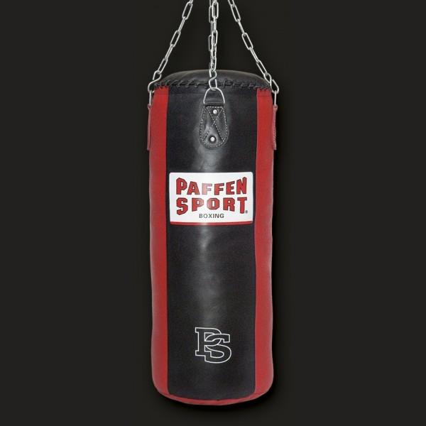 Paffen Sport Star Lederboxsack gefüllt 90cm, ca. 30Kg