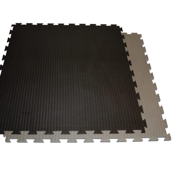 SV-Matten   dunkelgrau-schwarz, 100x100x4 cm