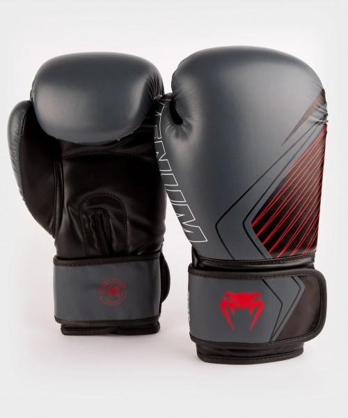 Venum Challenger 5.0  Gloves - Black/Red 10oz