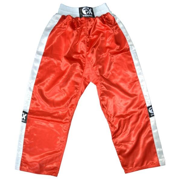 PHOENIX Kickboxhose TOPFIGHT, rot-weiß