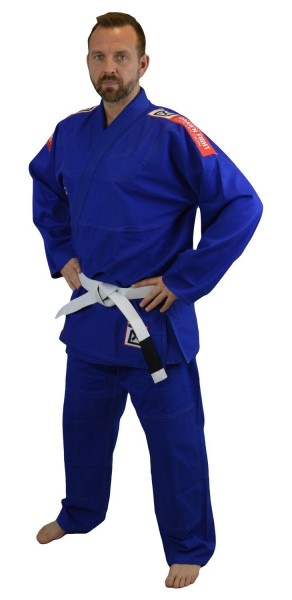 PHOENIX BJJ GRAB'N FIGHT blau