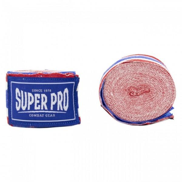 Super Pro Combat Gear Bandagen red/white/blue