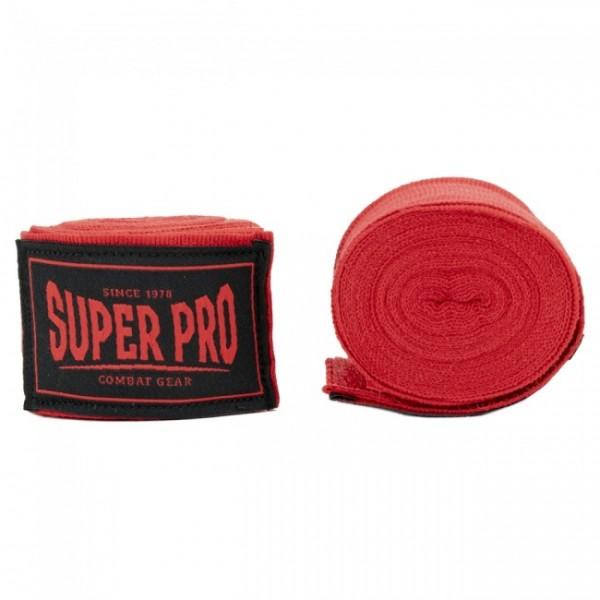 Super Pro Combat Gear Bandagen red in 4,5 M