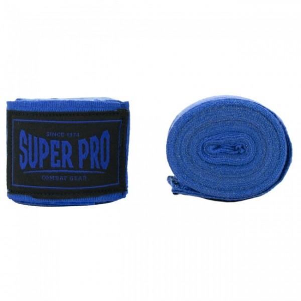 Super Pro Combat Gear Bandagen blue. 4,5 Meter