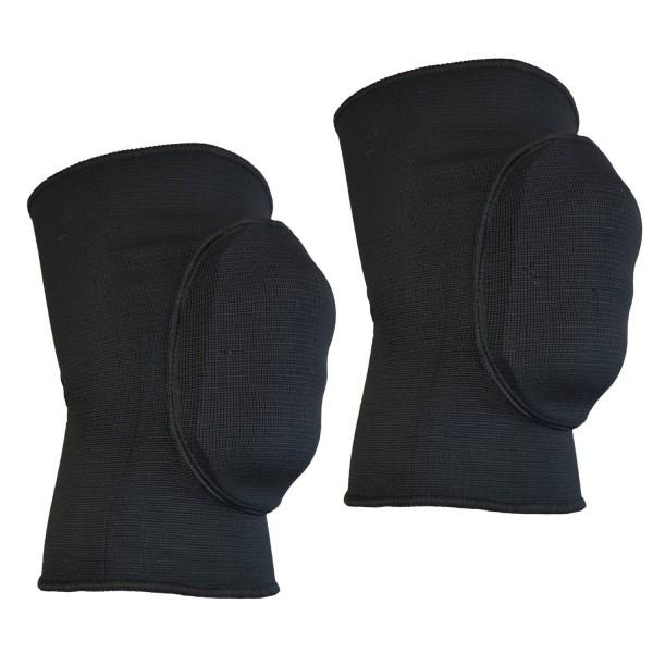 Knieschoner-Elastikbandage schwarz
