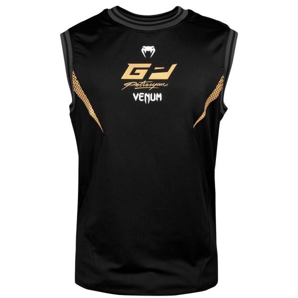 Venum Petrosyan DryTech Tank Top-Black/gold