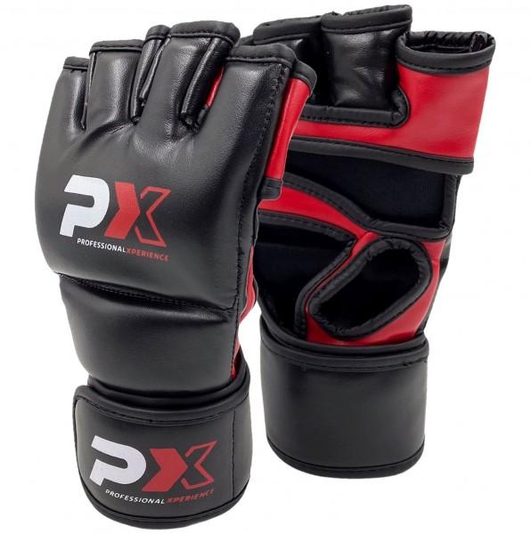 PHOENIX ProTech MMA Handschutz, schwarz, PU, S