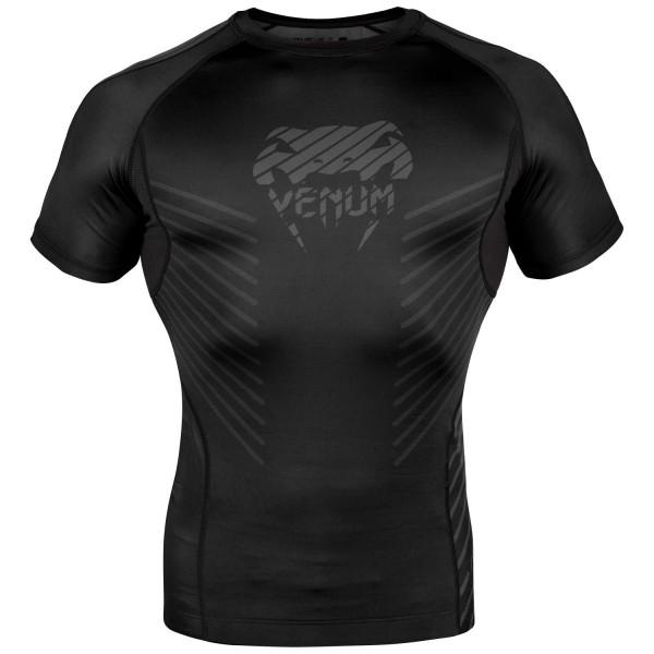 Venum xPLASMAx Rashguard Short Sleeves-schwarz S