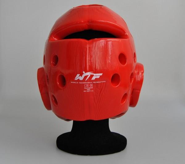 WACOKU WTF-Kopfschutz rot