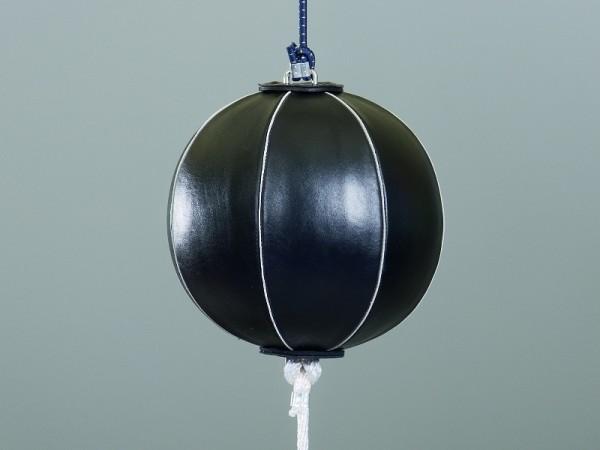 Doppelendball Echtleder incl Seile