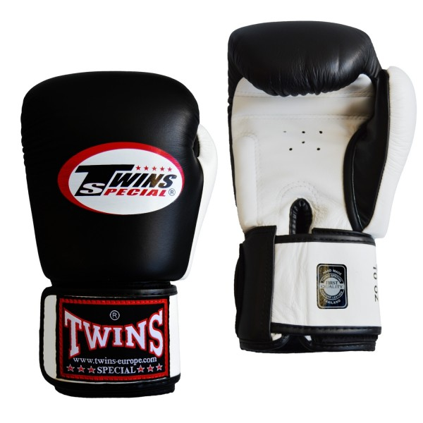 TWINS Boxhandschuh schwarz-weiss