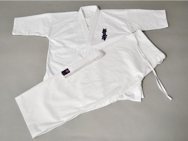 Kyokushinkai Gi mit Brustbestickung