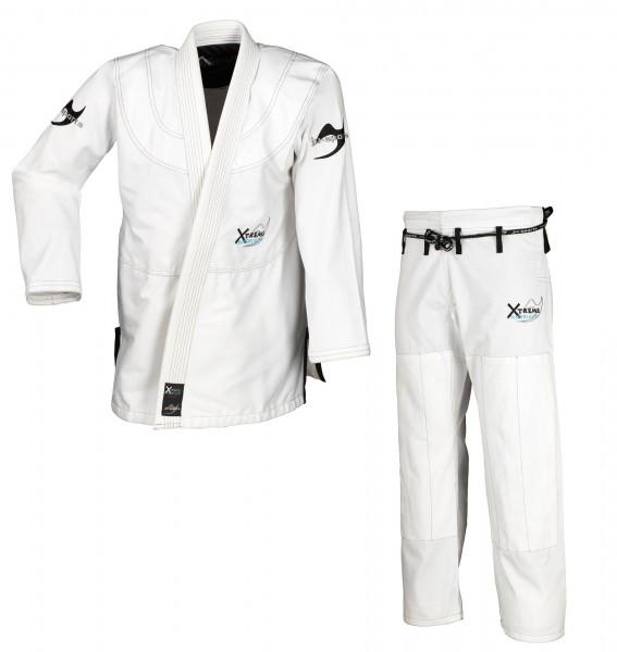Ju Sports BJJ-Anzug Xtreme Superlight C19 weiß