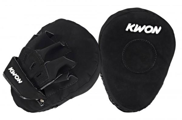 Kwon Coaching Mitt Dark Line - Paar