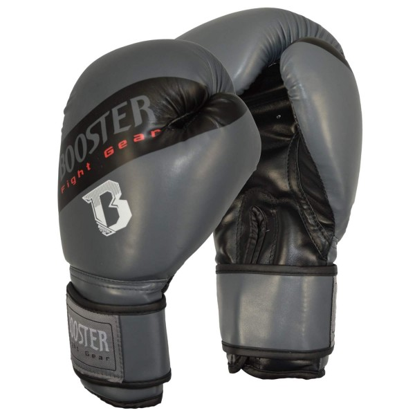 BOOSTER BT Sparring grau-schwarz PU