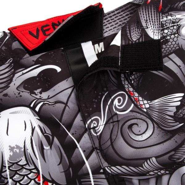 Venum Koi 2.0 Fightshorts - Black/White