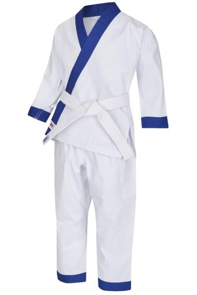 """PX Anzug """"Budo Kids 2"""" weiß-blau Gr. 080"""