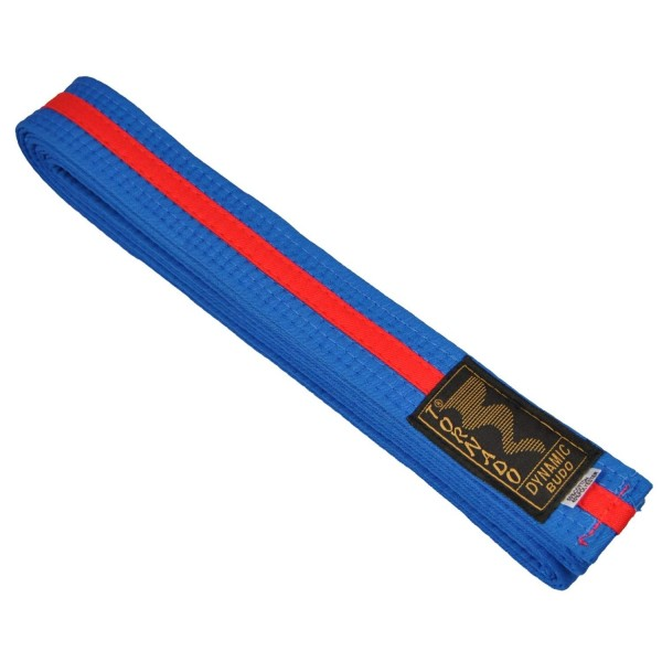 Budogürtel blau-rot