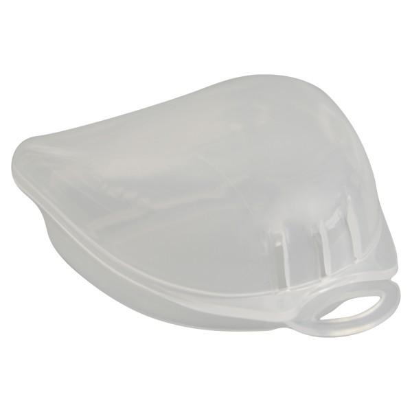 Zahnschutz-Box mit Aufhängehaken