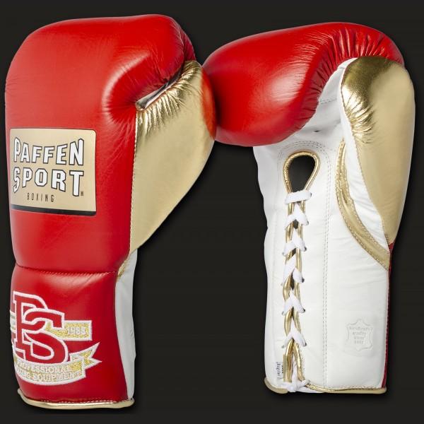 Paffen Sport Pro Mexican Boxhandschuhe für den Wettkampf