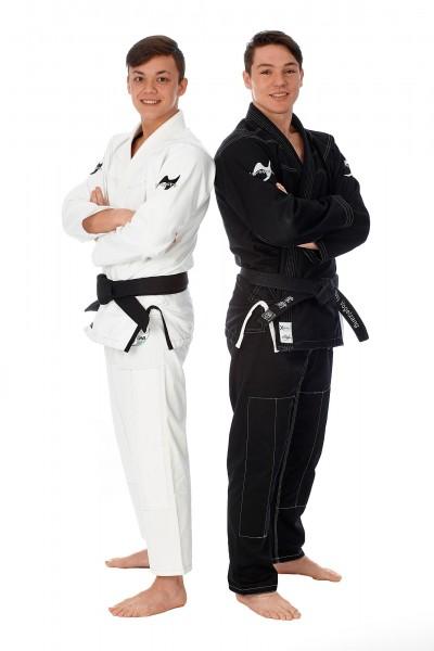 Ju Sports BJJ-Anzug Xtreme Superlight C19 schwarz