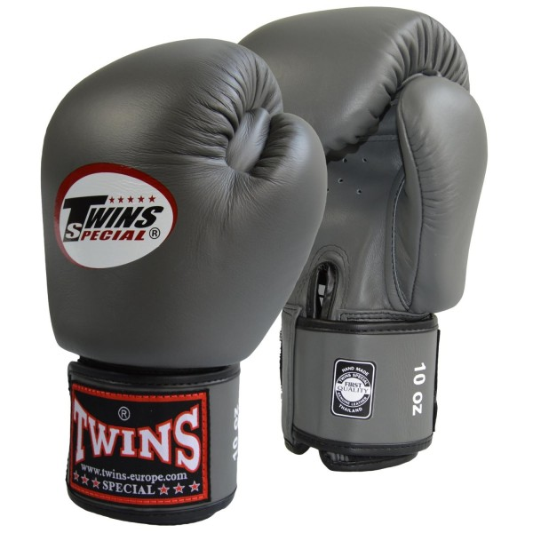TWINS Boxhandschuh dunklelgrau