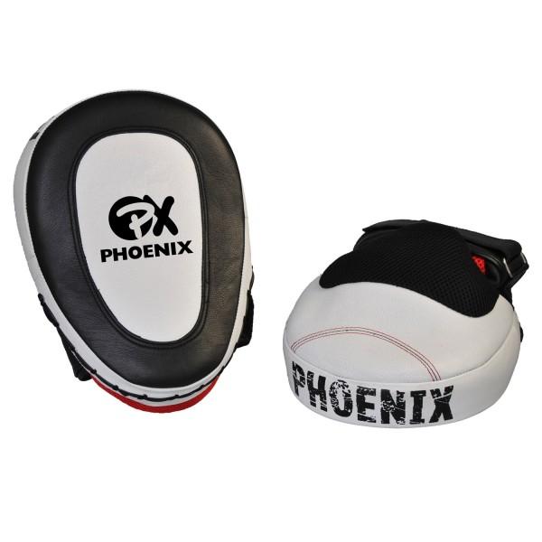 PHOENIX Handpratze PROFESSIONAL Leder/Gel (Paar)