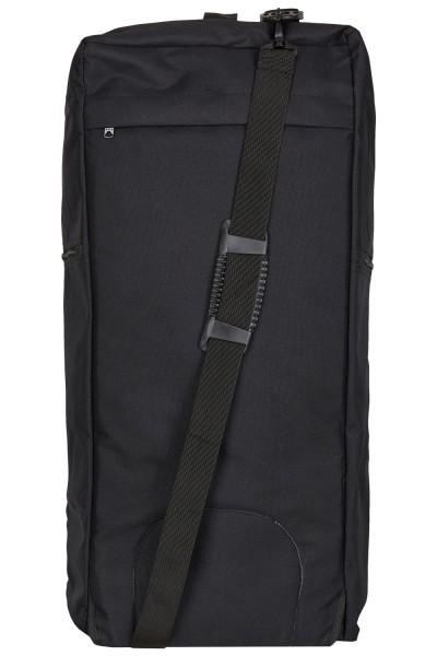 Sporttasche/Rucksack plain black XL 75x30x30cm