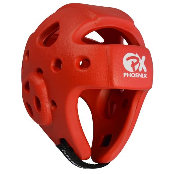 PX Kickbox-Kopfschutz EXPERT rot, L