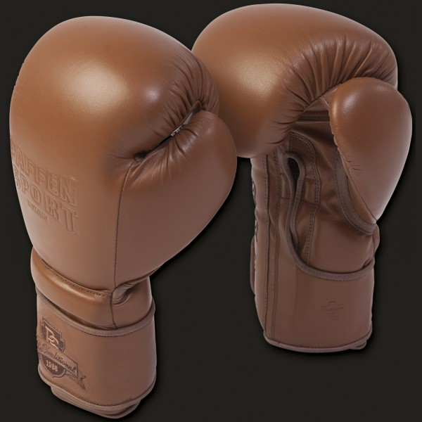 Paffen Sport The Traditional Boxhandschuhe für das Sparring