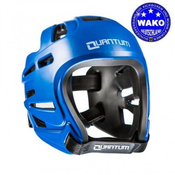 Kopfschutz QUANTUM RV WAKO, blau