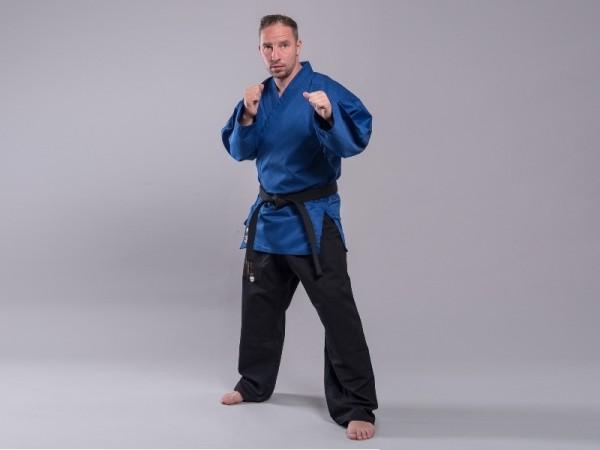 Standard-Jacke blau