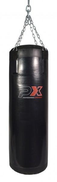 PX  Allround Boxsack schwarz gefüllt ca 100 x 35 cm