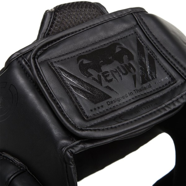 Venum Challenger 2.0 Headgear-Black/Black (114)