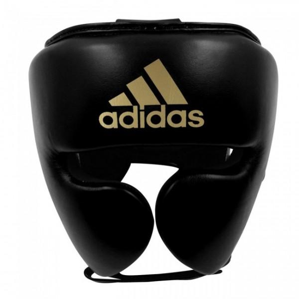 Adidas adiStar Pro Kopfschutz black/gold