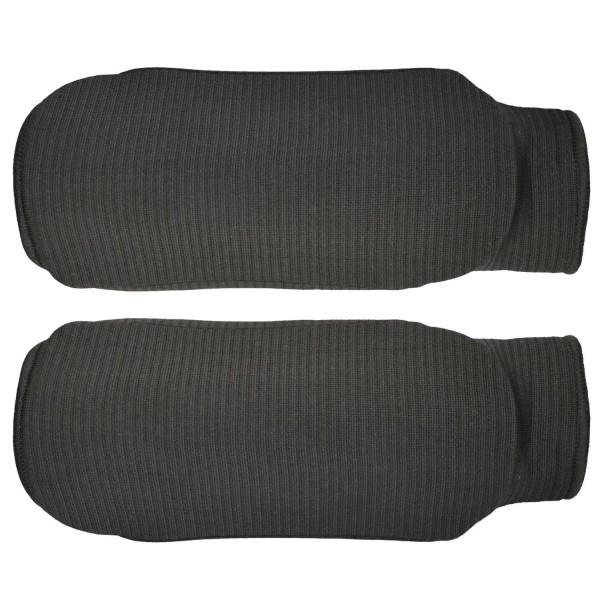 Unterarmschoner Stoff schwarz