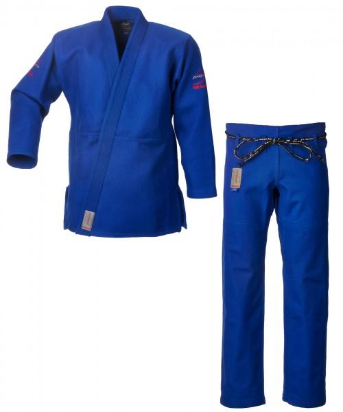 "Ju Sports Ju-Jutsu Anzug ""Brasilia"" blau"
