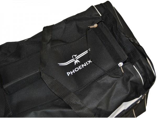 PHOENIX Sporttasche schwarz-weiß