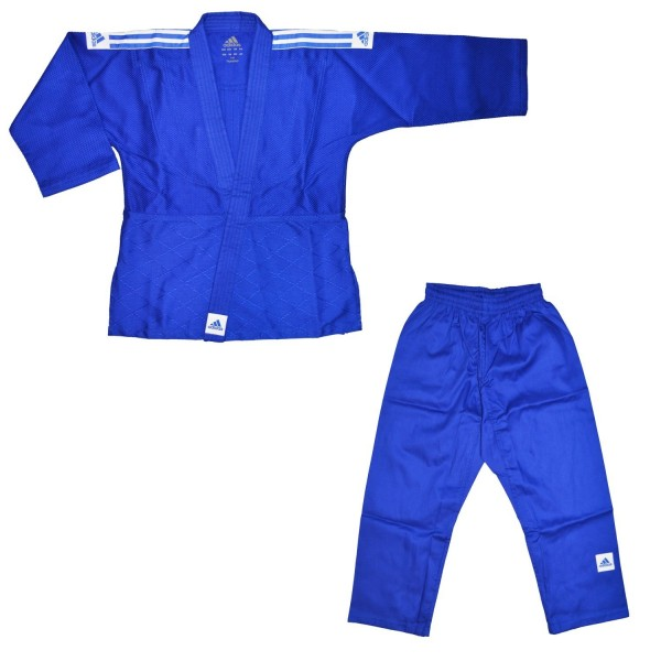 "ADIDAS Judo ""Training"" blau"