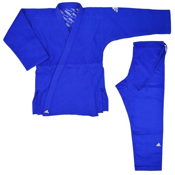 """ADIDAS Judo """"Millennium"""" blau"""