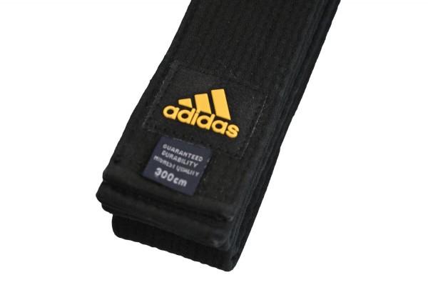 ADIDAS Schwarzgurt Master Deluxe 5 cm