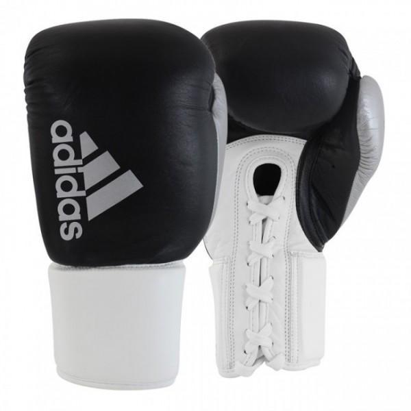adidas Hybrid 400 Pro Laces - black/white/silver