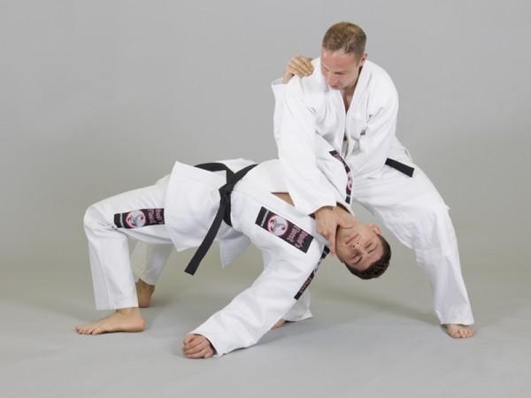 BJJ-MMA Anzug BUDO's FINEST