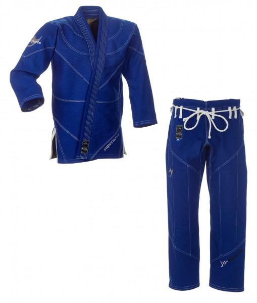 Ju Sports BJJ Gi Supernova blue