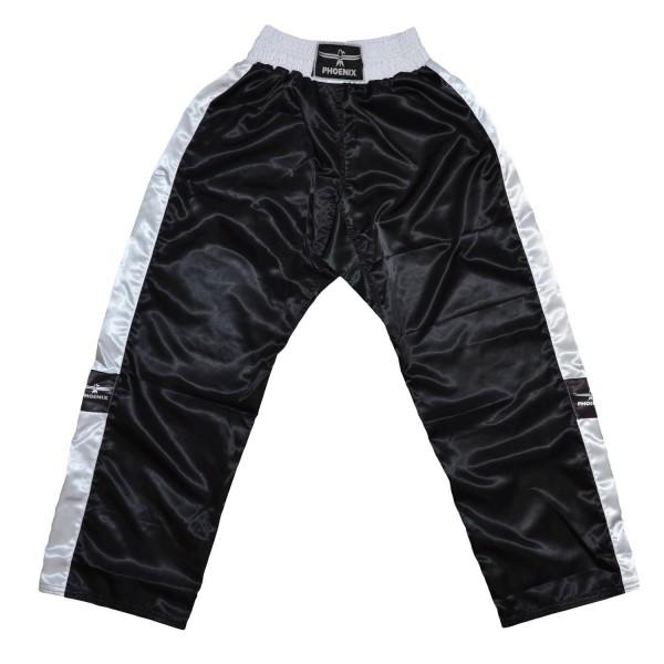 PHOENIX Kickboxhose TOPFIGHT, schwarz-weiß