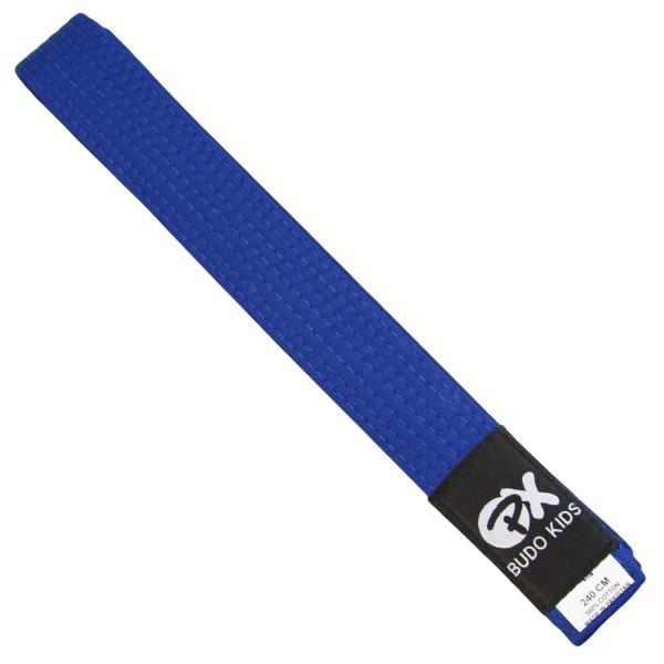 PX Budo Kids Softbelt, blau