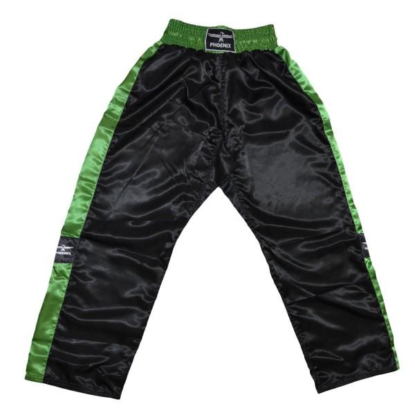 PHOENIX Kickboxhose TOPFIGHT, schwarz-grün