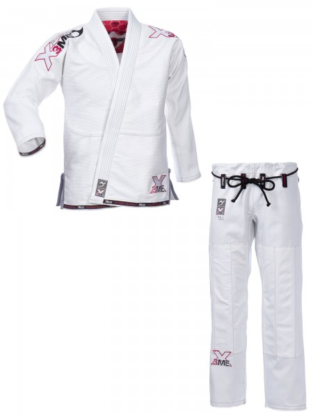 Ju Sports Amazona BJJ-Gi EXTREME 2.0 white/pink