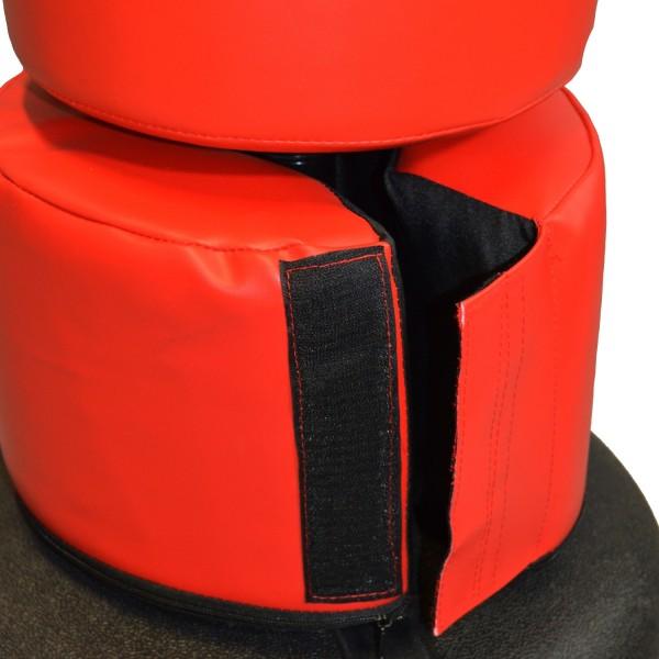 """Standboxsack """"Kids"""", schwarz-rot, 150 cm"""
