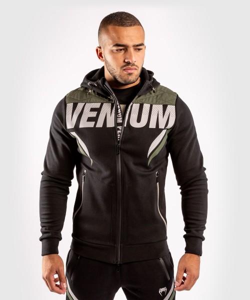 VENUM ONE FC2 Hoodie Black/ Khaki S